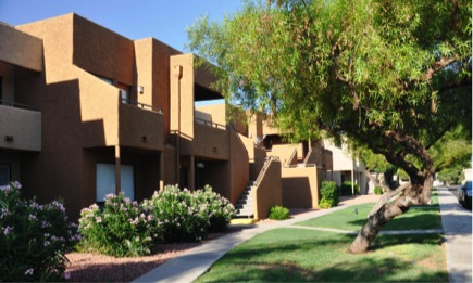 Cactus flats condos for sale glendale az glendale for A salon on 51st ave