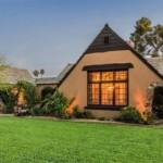 Historic Tudor Home Phoenix Arizona