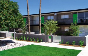 Mid-Century Modern Condos For Sale in Scottsdale Arizona