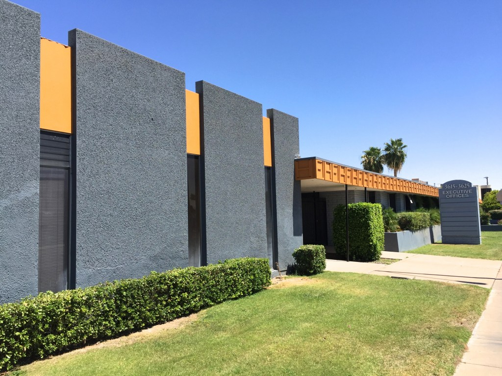 Vestis Group completed the sale of Playton Plaza, a 20,648 square feet, one and two-story, mid-century modern office building complex located in midtown Phoenix for $790,000 or $38 per square foot.