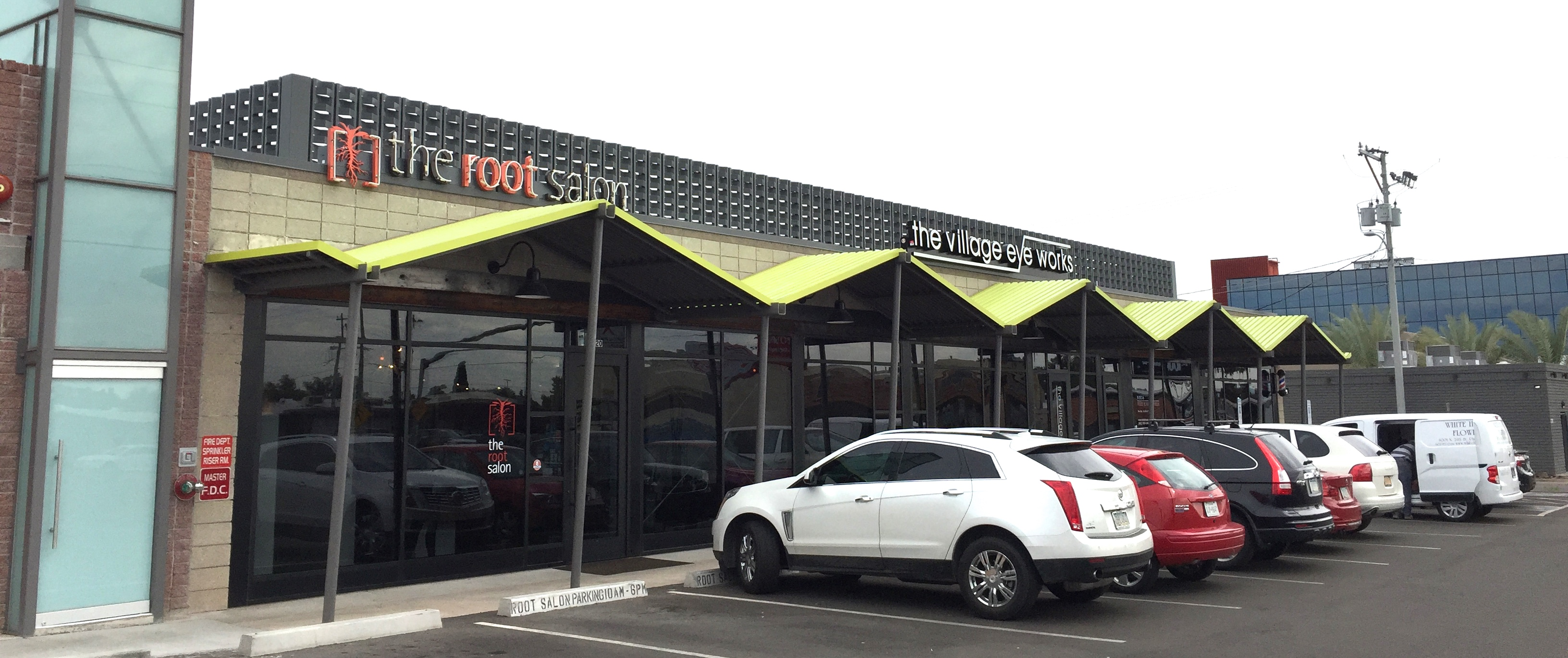 Phoenix Retail Space For Lease | Vestis Group